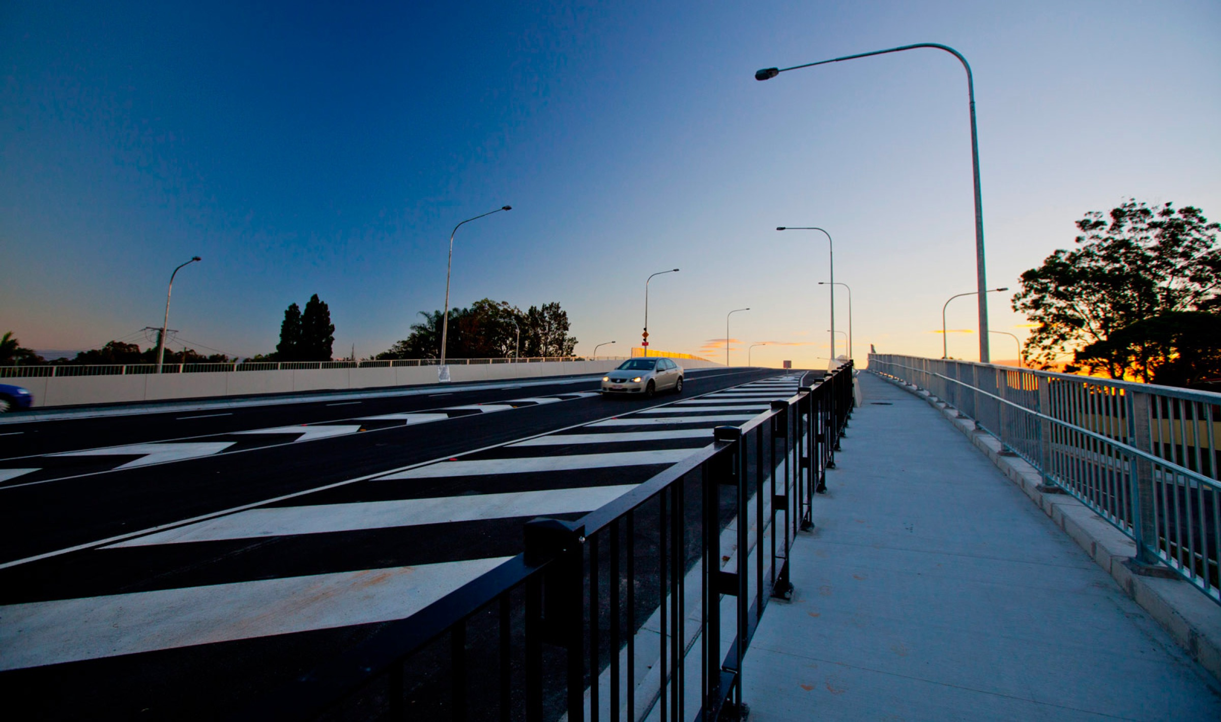 Francis Road Rail Overpass