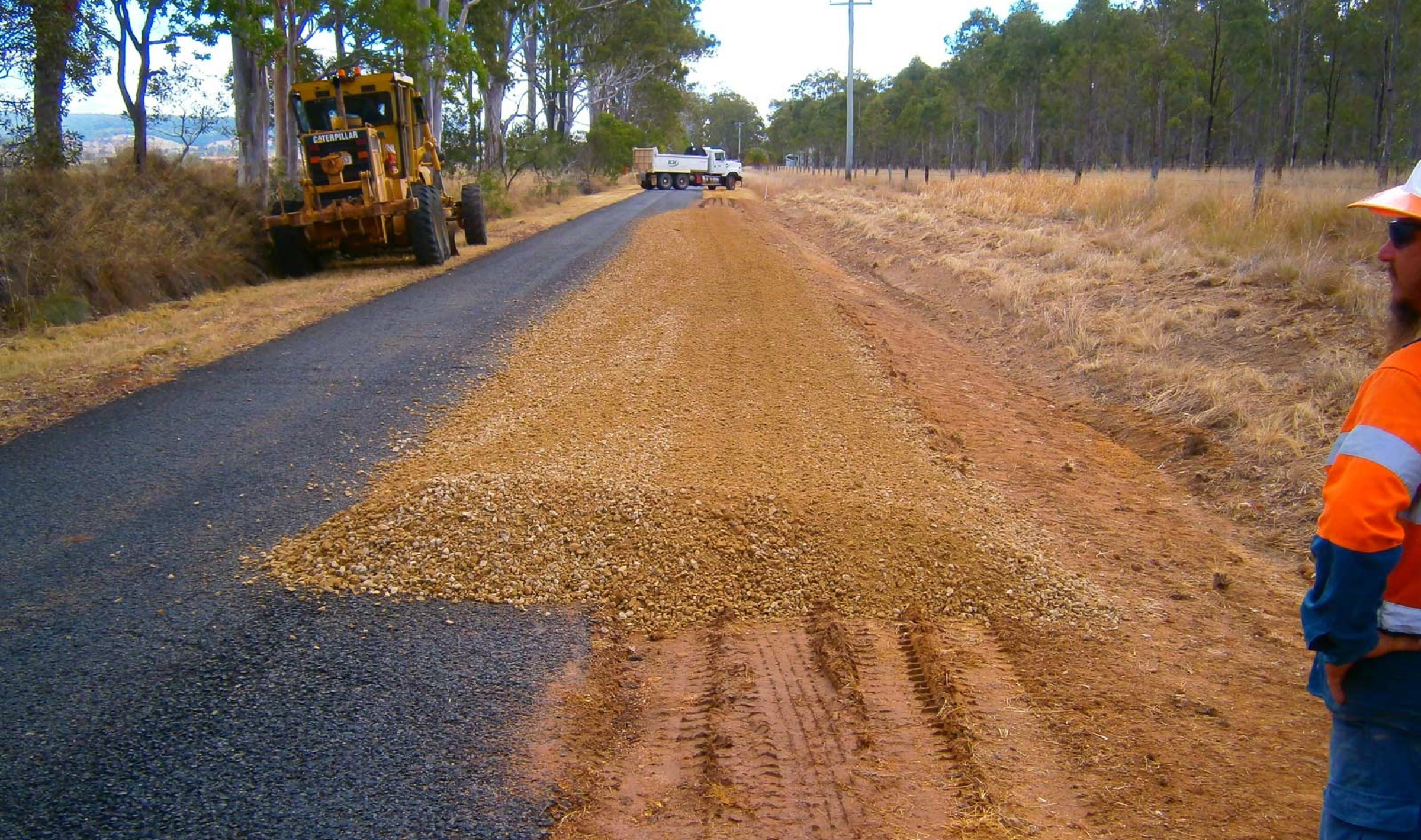 NDRRA, South Burnett Sealed Roads
