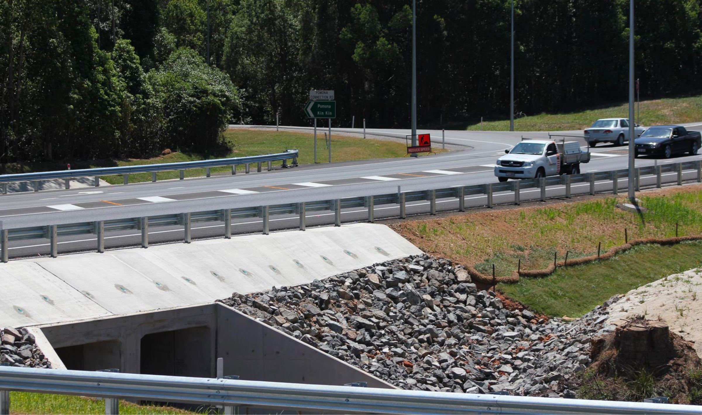 Bruce Highway Pomona Connection Road