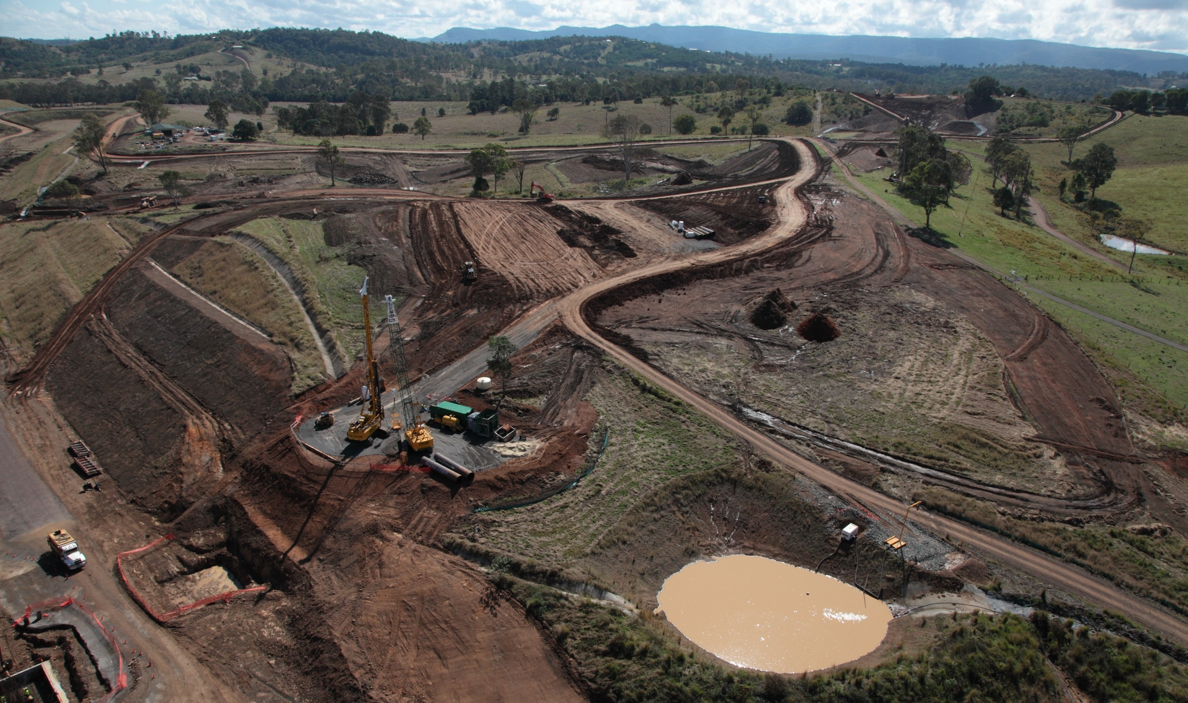 Bruce Highway Upgrade, Cooroy To Curra