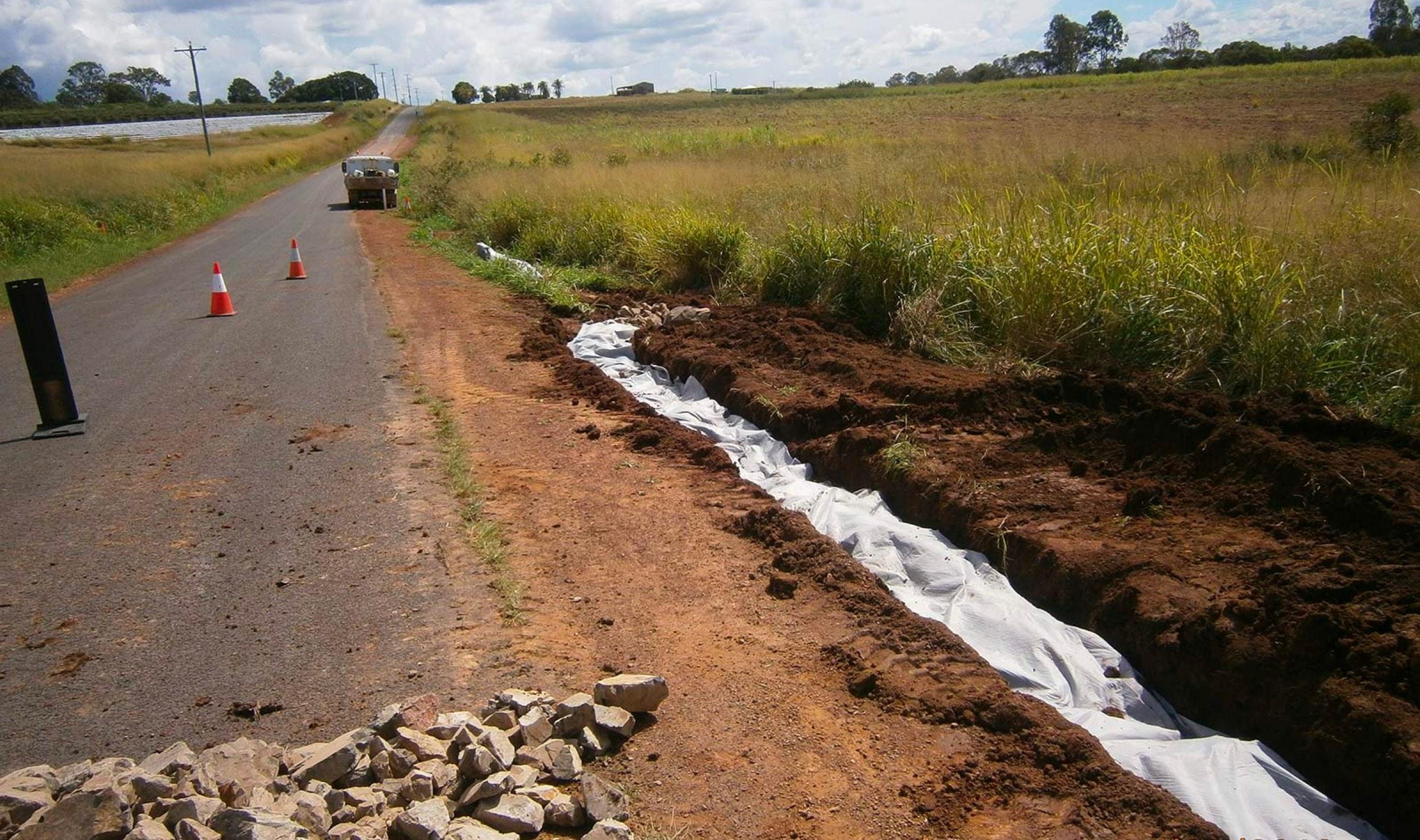 NDRRA Bundaberg Region Pavement Stabilisation