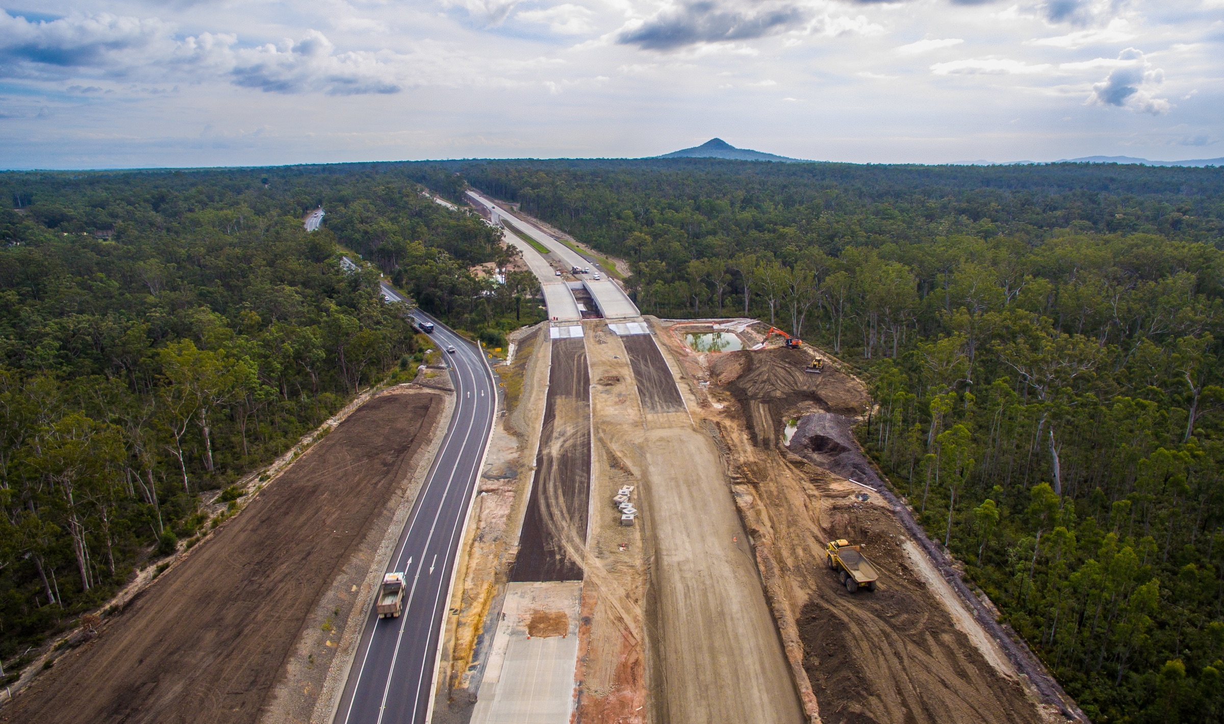 Pacific Highway Upgrade, Halfway Creek To Glenugie (Section 2)