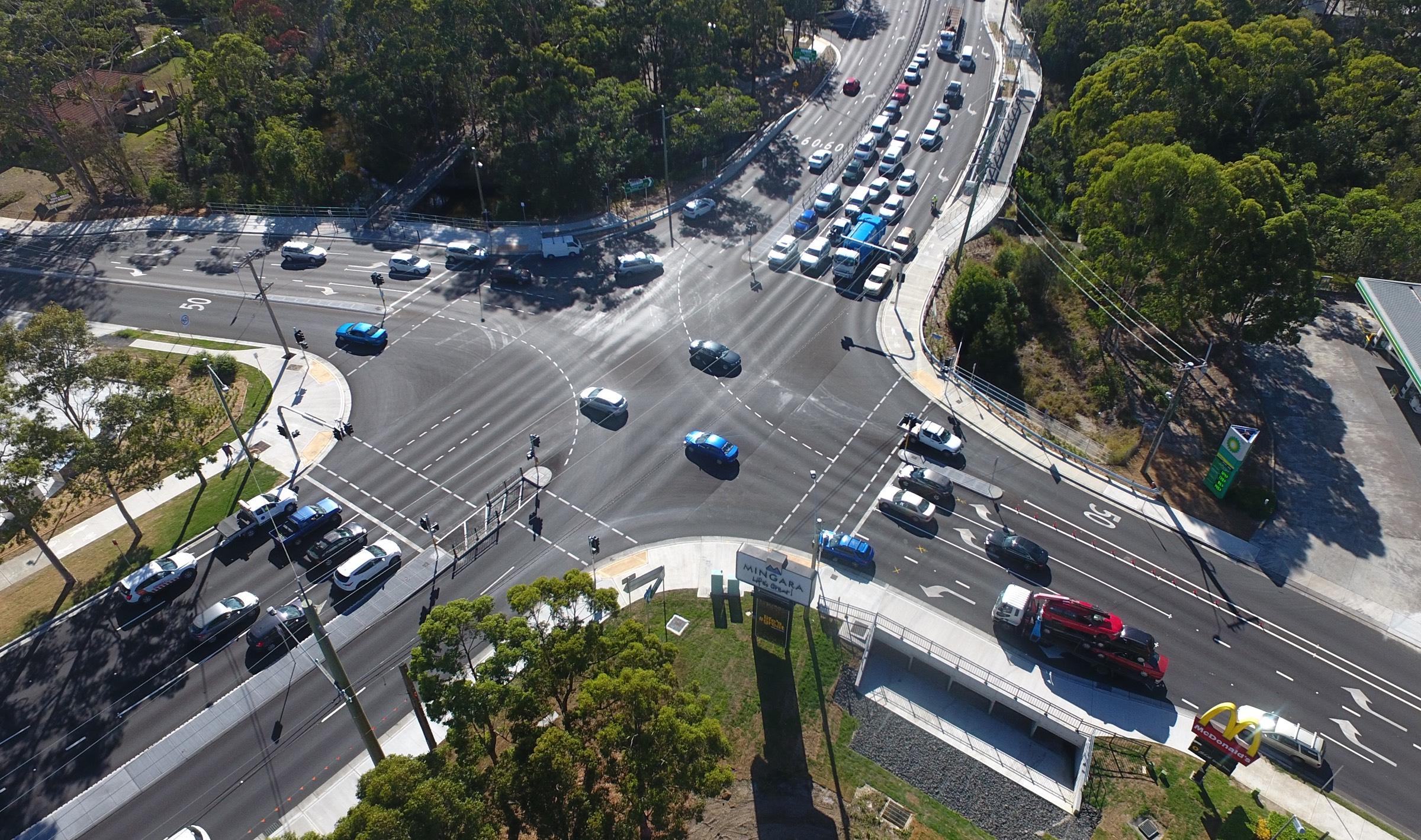 Wyong Road Upgrade